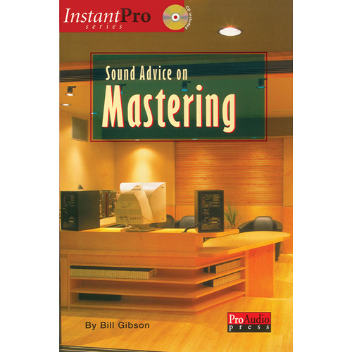 ALFRED Book: Sound Advice on Mastering