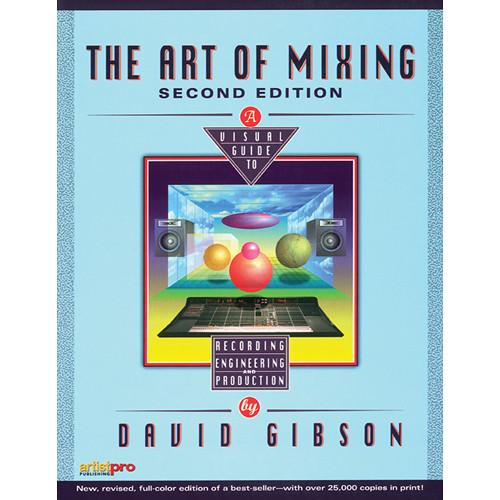 ALFRED The Art of Mixing, 2 ed.