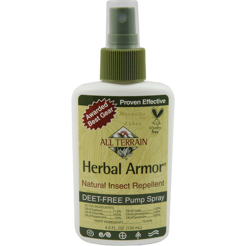 All Terrain Herbal Armor Spray Repellent (4 oz)