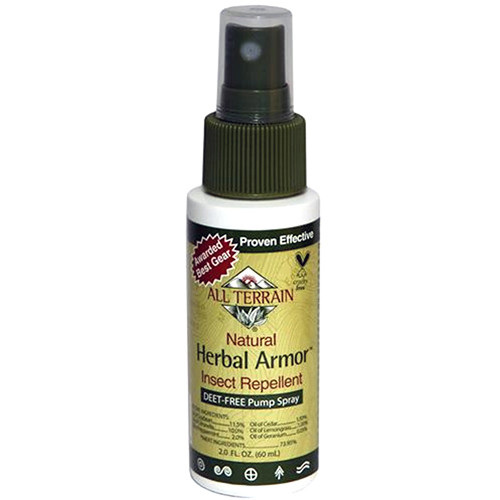 All Terrain Herbal Armor Spray Repellent (2 oz)