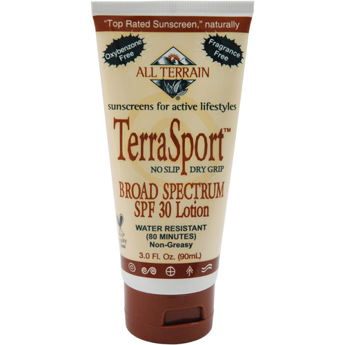All Terrain Terra Sport Sunscreen Lotion SPF 30+ (3 oz)