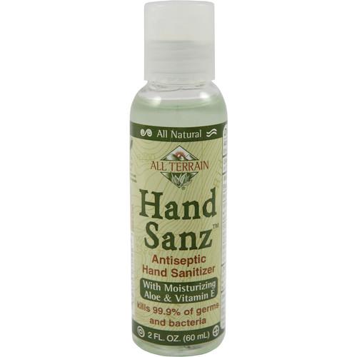 All Terrain Hand Sanitizer with Aloe & Vitamin E (2oz)