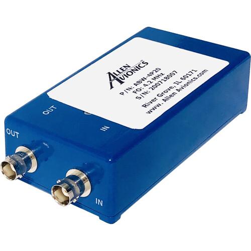 Allen Avionics ABW-B Filter For Video (Brickwall)
