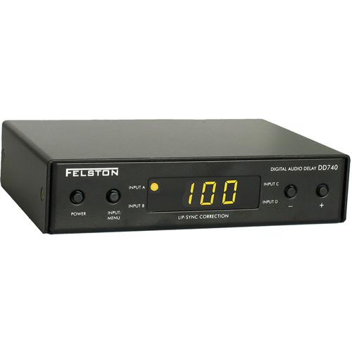 Allen Avionics DD740 Digital Audio Delay Correction Master Delay Box