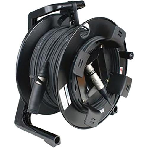 Allen & Heath Etherflex CAT5e Cable Drum with Neutrik EtherCon Locking Connectors (262')