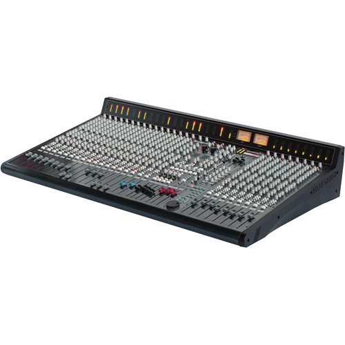 Allen & Heath GS-R24 Analog Recording Console and DAW Controller