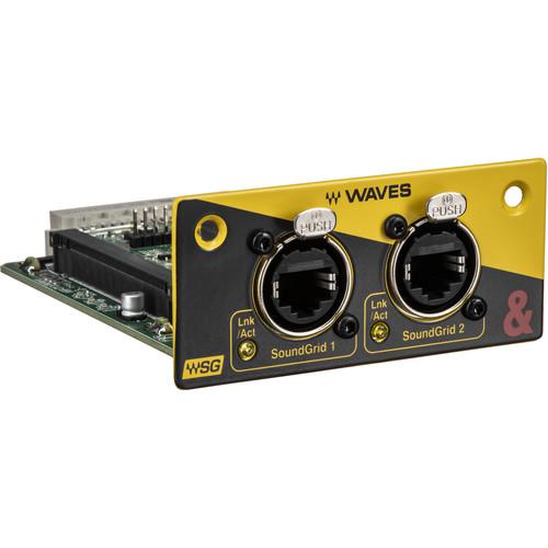 Allen & Heath SQ Waves Audio Interface Module for SQ Series Mixers