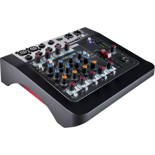 Allen & Heath ZEDi-8 Compact Hybrid Mixer/USB Interface