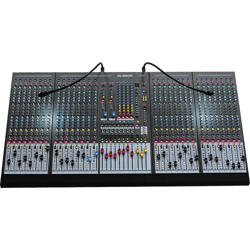 Allen & Heath GL2800-832 32-Channel 8-Bus Live Sound Mixer