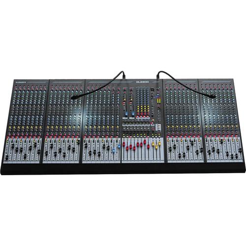 Allen & Heath GL2800-840 40-Channel 8-Bus Live Sound Mixer