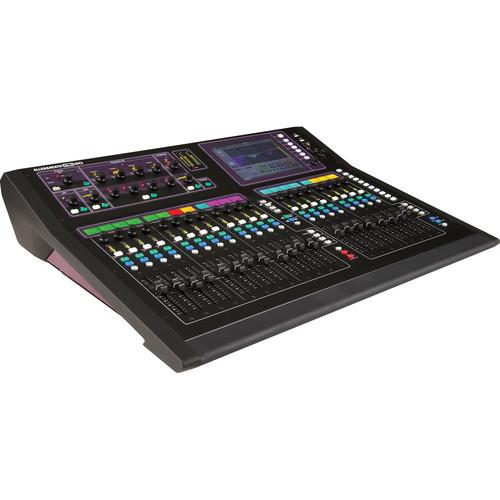 allen heath gld 80 compact digital mixing surface ah gld 80. Black Bedroom Furniture Sets. Home Design Ideas