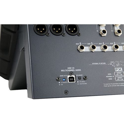Allen & Heath WZ4:USB Multi-Channel USB 2 Interface