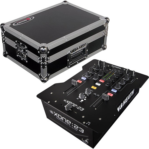 Allen & Heath Xone:23 2 Channel DJ Mixer Kit with Hard Case