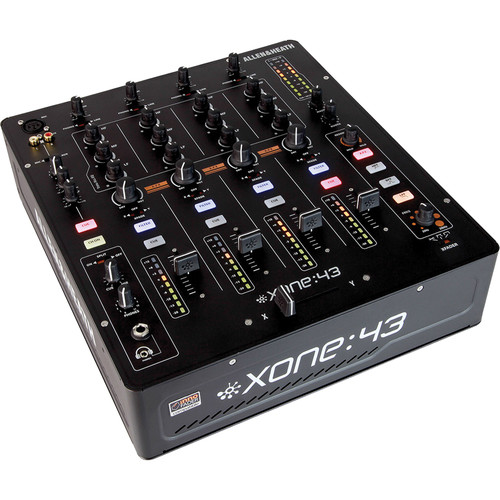 Allen & Heath XONE:43 - 4+1 Channel Analog DJ Mixer