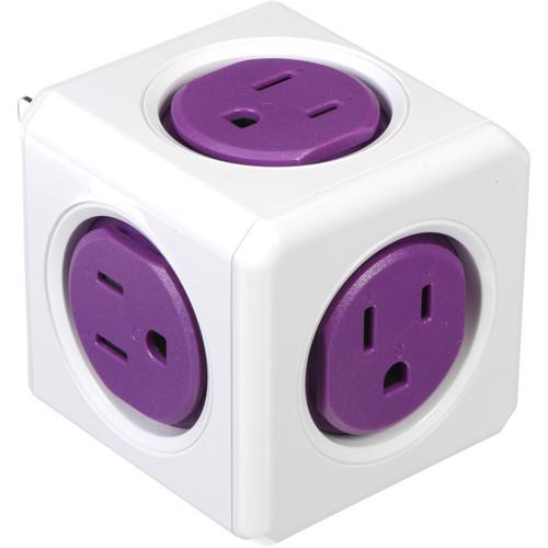 allocacoc PowerCube ReWireable (Purple)