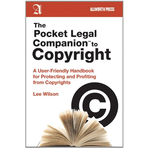 ALLW Book: The Pocket Legal Companion to Copyright