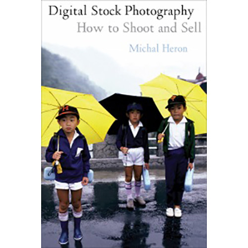 Allworth Book: Digital Stock Photography by Michal Heron (Paperback)