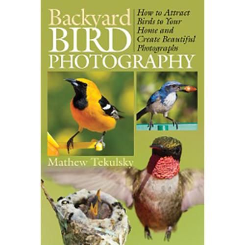 Allworth Backyard Bird Photography by Mathew Tekulsky (Paperback)