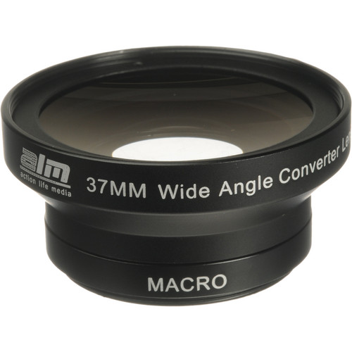 ALM 37mm Wide Angle/Macro Combo Lens