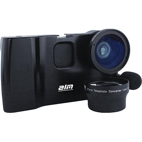 ALM Pro Lens Pack With mCAMLITE for iPhone 4/4S