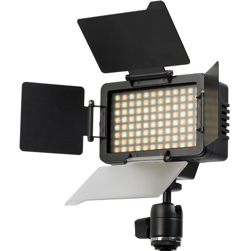 TriStar 4 On-Camera Bi-Color LED Light