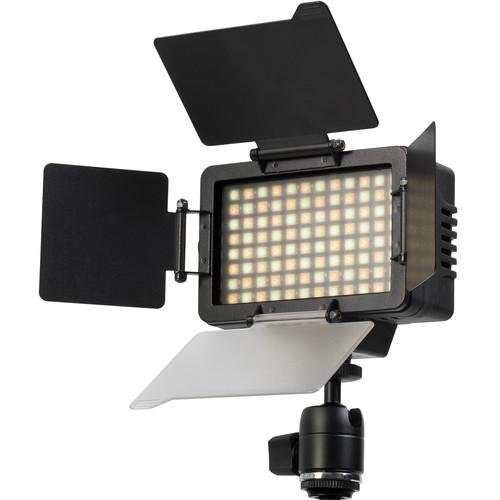 TriStar TriStar 4 On-Camera Bi-Color LED Light