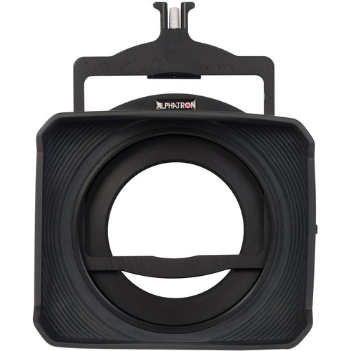 Alphatron Matte Box Xtreme Clip-on 4 x 4""