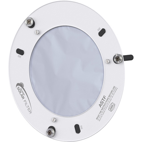 ALPINE ASTRONOMICAL 120mm ASTF Baader AstroSolar 5.0 White-Light Solar Filter for Telescopes