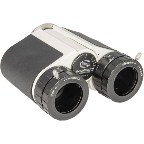 """Alpine Astronomical Baader MaxBright II Binoviewer Kit with 1.25x Glass Path Compensator and 1.25"""" Nosepiece"""