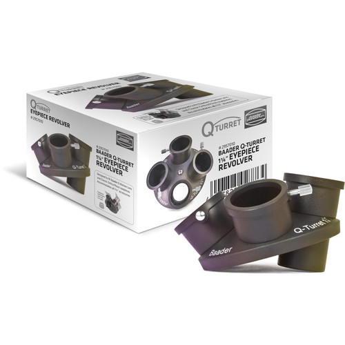 "Alpine Astronomical Baader Q-Turret 4-Eyepiece Holder (1.25"")"