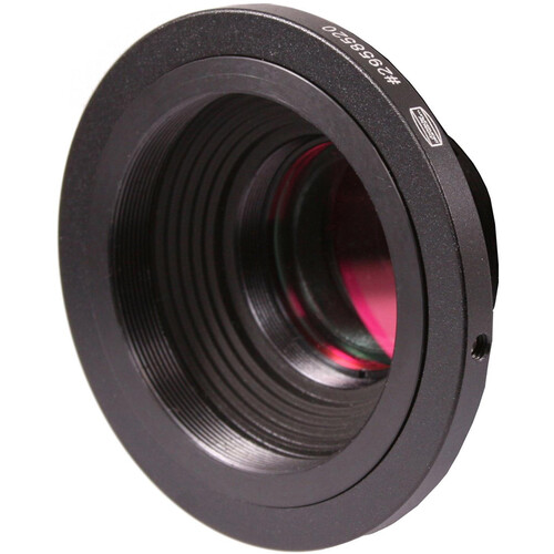Alpine Astronomical Baader T-2 C-Mount with Mounted UV/IR Cut Filter