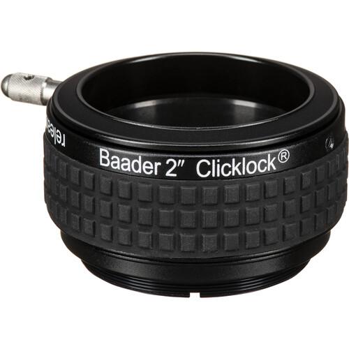 "Alpine Astronomical Baader 2"" ClickLock M54e x 0.75 Clamp for TS-Optics/Skywatcher"