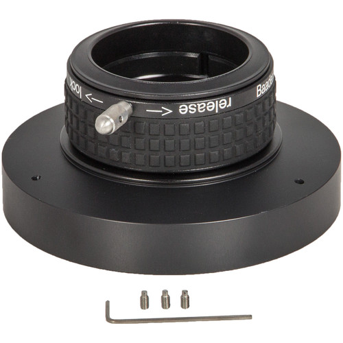 """Alpine Astronomical Baader 2"""" ClickLock Eyepiece Clamp for 3.5"""" FeatherTouch Focusers (2019)"""