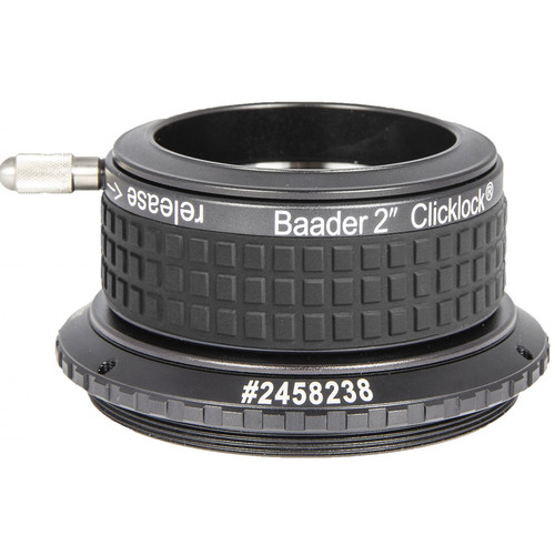 """Alpine Astronomical Baader 2"""" ClickLock Eyepiece Clamp for 3.0"""" FeatherTouch Focusers"""
