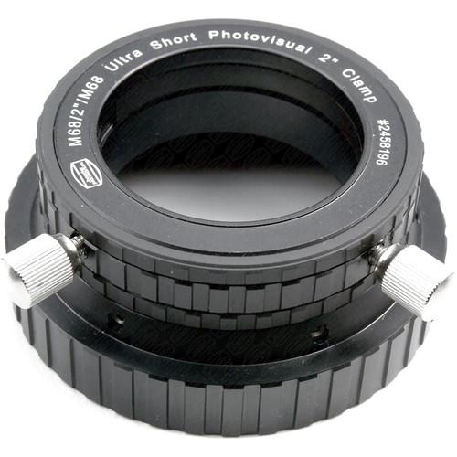 "Alpine Astronomical 2"" Ultrashort Eyepiece Holder for 3.3"" SCT Visual Backs"