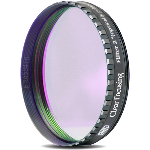 "Alpine Astronomical Baader Clear Focusing Filter (2"" Eyepiece Filter)"