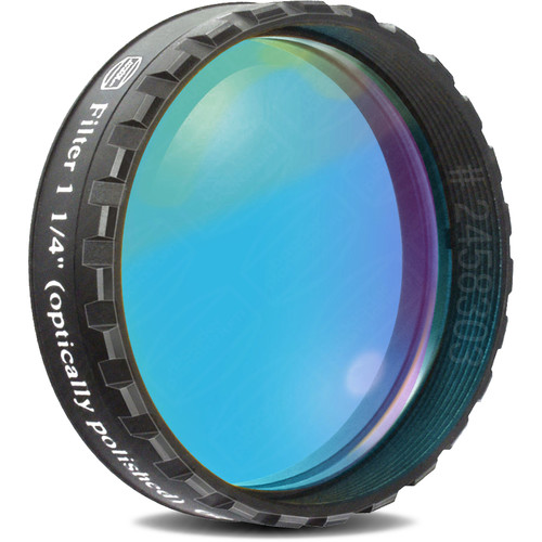 "Alpine Astronomical Baader Blue Colored Bandpass Eyepiece Filter (1.25"")"