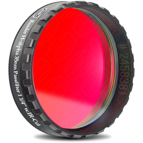 "Alpine Astronomical Baader H-Alpha 35nm CCD Filter (1.25"")"