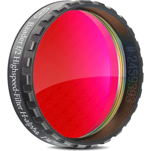 "Alpine Astronomical Baader f/2 Highspeed H-alpha Filter (1.25"")"