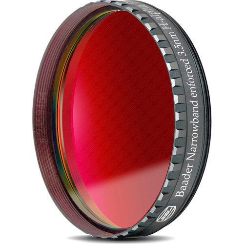 "Alpine Astronomical Baader 3.5nm H-alpha Enforced-Narrowband Filter (2"")"