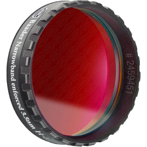 "Alpine Astronomical Baader 3.5nm Ultra-Narrowband H-alpha CCD Imaging Filter (1.25"" Eyepiece Mount)"