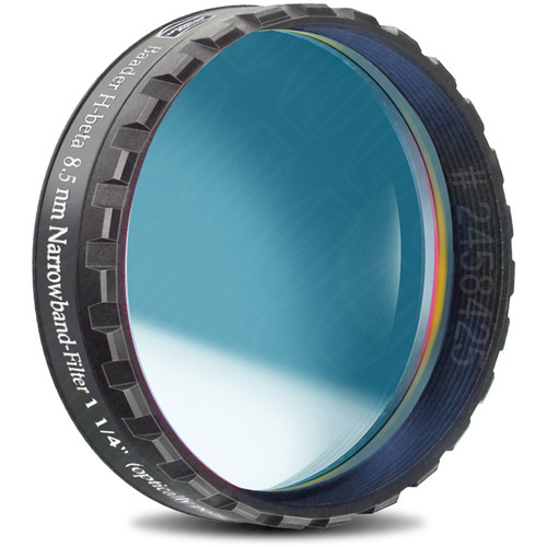 "Alpine Astronomical Baader H-beta 8.5nm CCD Narrowband Nebula Filter (1.25"" Eyepiece Filter)"