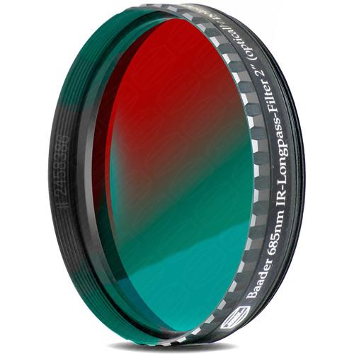 """Alpine Astronomical Baader 685nm IR-Pass Filter (2"""")"""