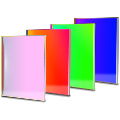 Alpine Astronomical Baader L-RGB CCD Imaging Filter Set (65x65mm Square, Unmounted)