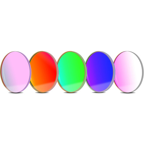 Alpine Astronomical Baader L-RGB-C CCD Imaging Filter Set (36mm Round)