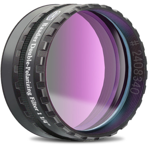 "Alpine Astronomical Baader Double Polarizing Filter (1.25"")"