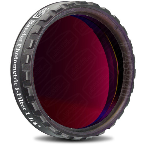 """Alpine Astronomical Baader High Infrared CCD Photometric Imaging I-Filter (1.25"""")"""