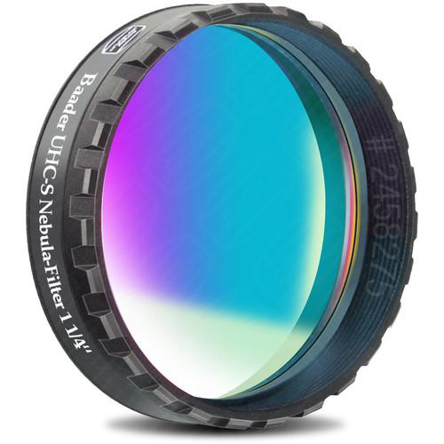 "Alpine Astronomical Baader UHC-S Nebula Filter (1.25"" Eyepiece Filter)"