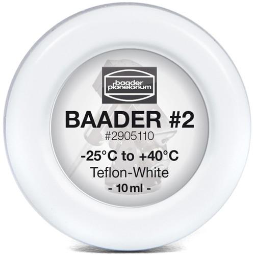 Alpine Astronomical Baader Teflon Machine Grease #2 (10mL, White)