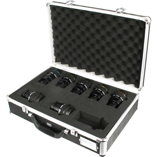 Alpine Astronomical Baader Eyepiece Case for Hyperion/Morpheus Eyepieces